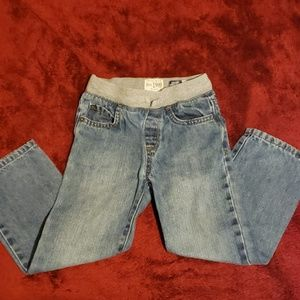 Children's Place Bottoms - Boys Drawstring Jeans